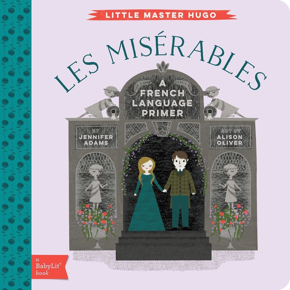 Gibbs Smith BabyLit: Les Misérables