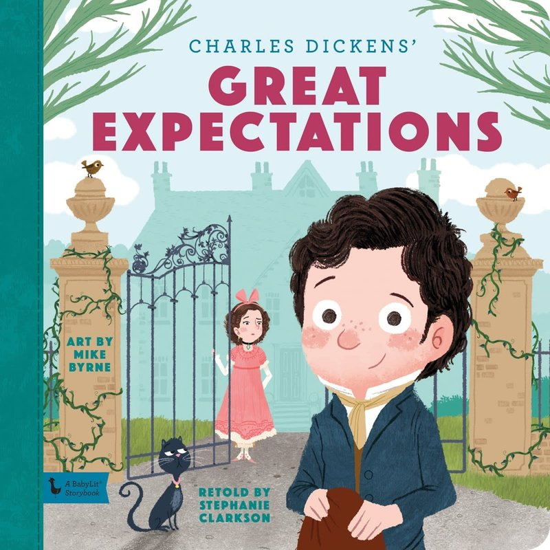 Gibbs Smith A Babylit Storybook: Great Expectations
