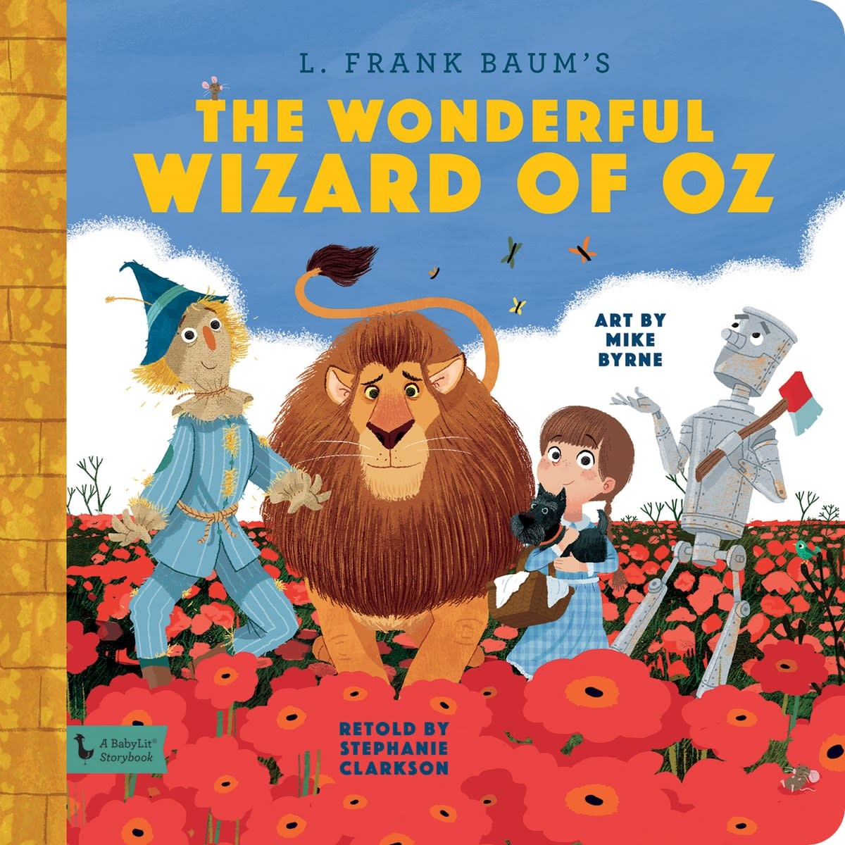 Gibbs Smith A Babylit Storybook: The Wonderful Wizard of Oz