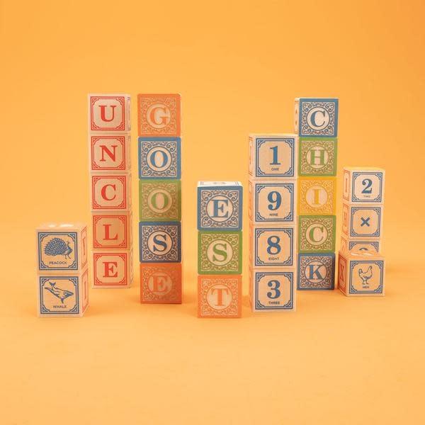 Uncle Goose Uncle Goose | Classic ABC Blocks