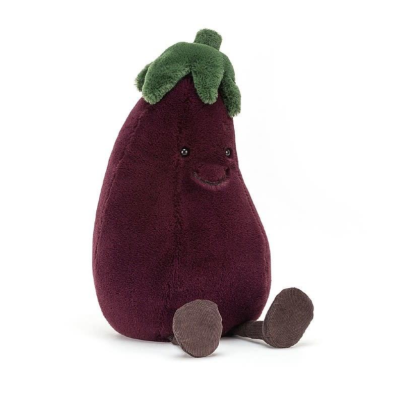 JellyCat Jellycat | Amuseable  Aubergine Eggplant