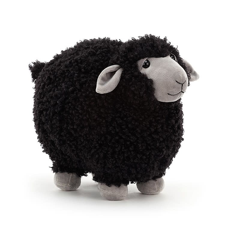 JellyCat Jellycat | Rolbie Black Sheep Small