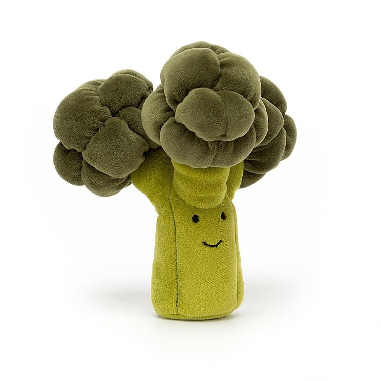 JellyCat Jellycat | Vivacious Vegetable Broccoli