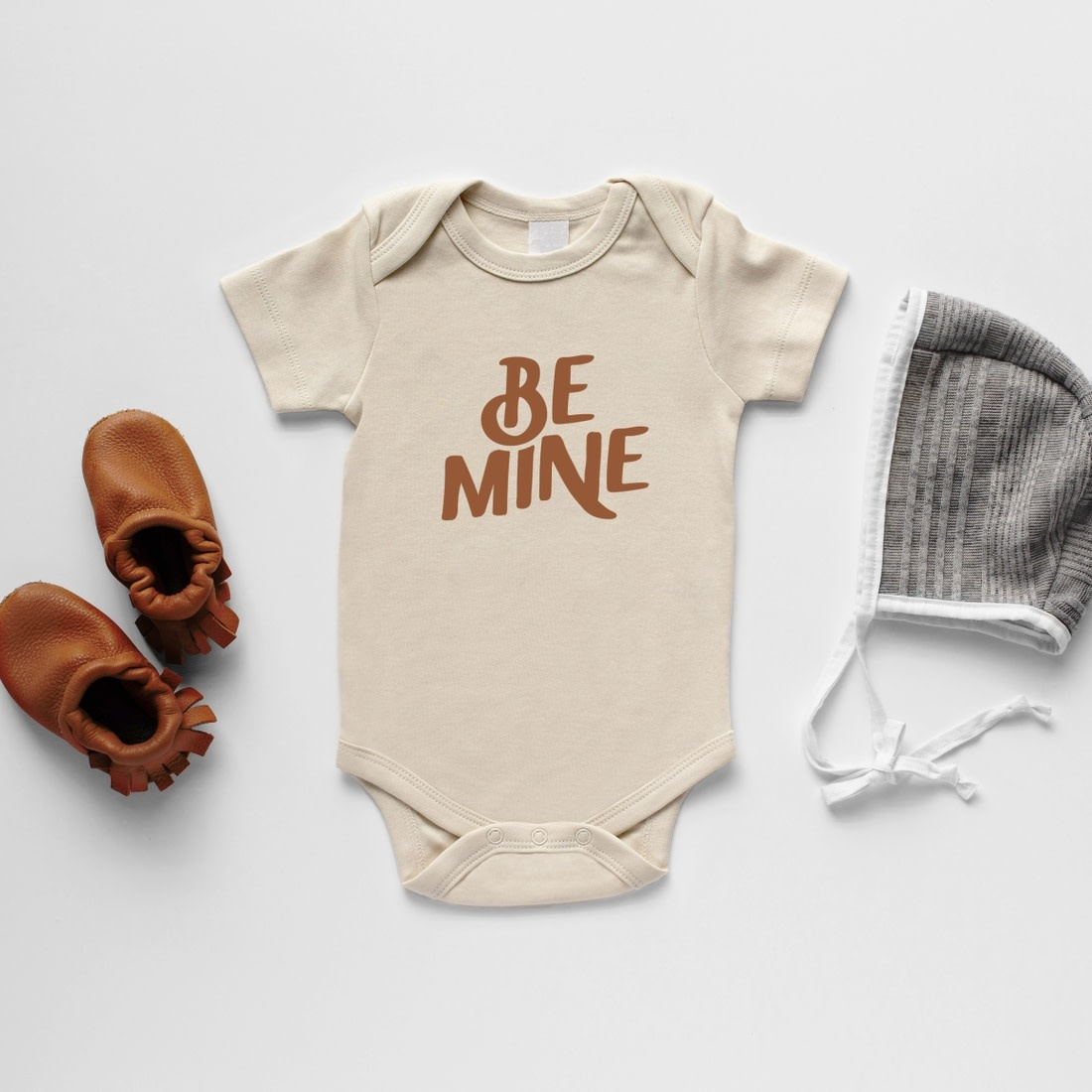 Gladfolk Gladfolk | Be Mine Onesie