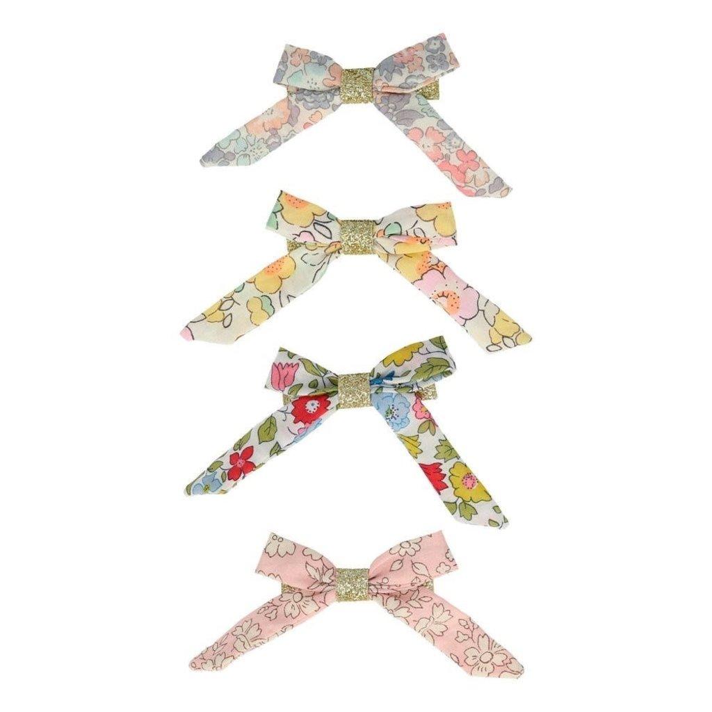 Meri Meri Meri Meri | Floral Bow Hair Clips