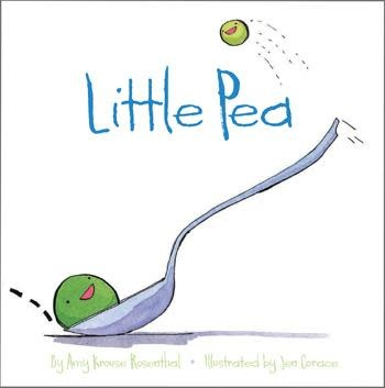 Little Pea | Board Book