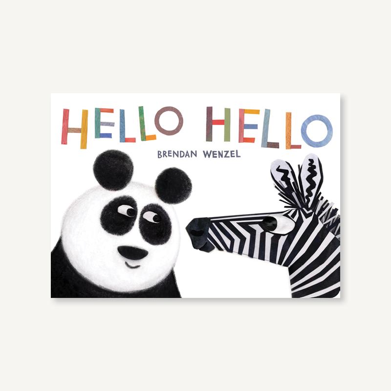 Hello Hello   Board Book