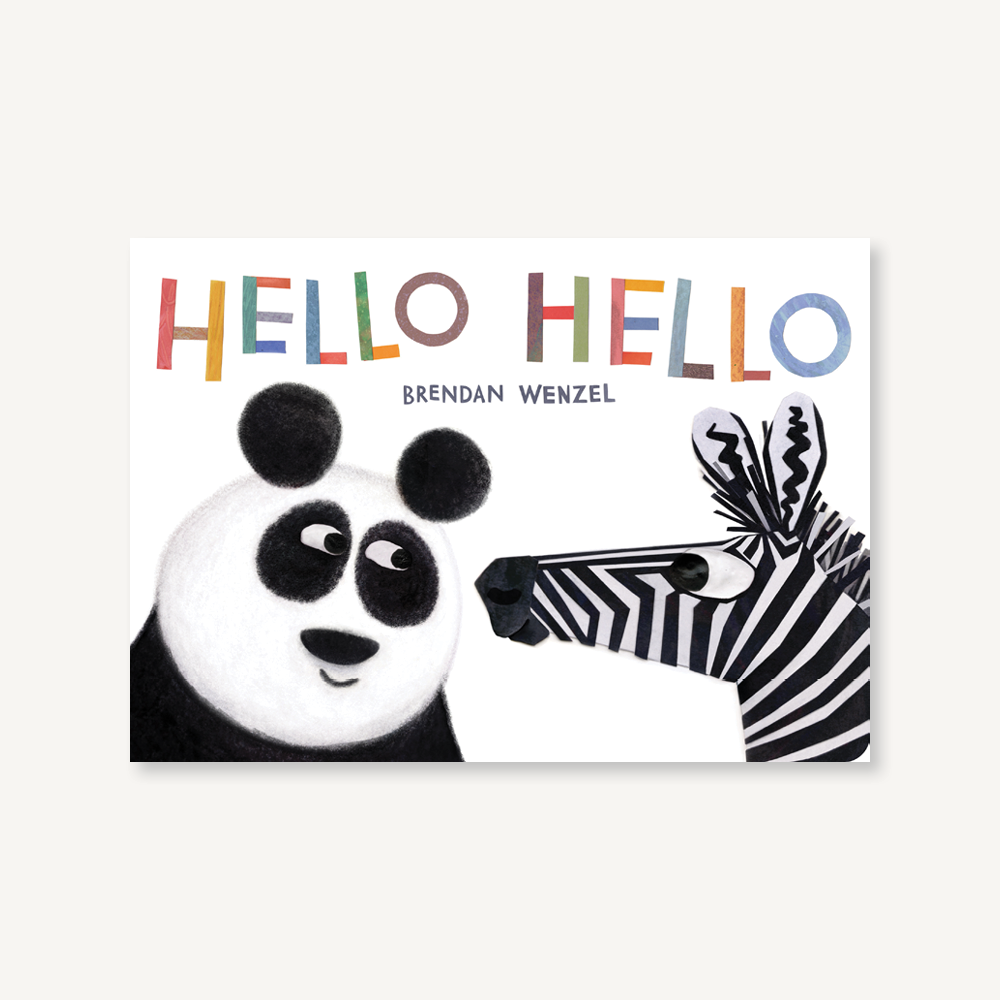 Hello Hello | Board Book