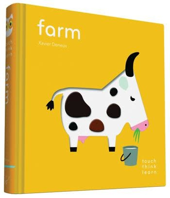 TouchThinkLearn | Farm Board Book
