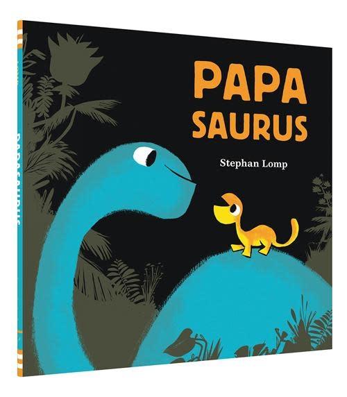 Papasaurus   Hardcover