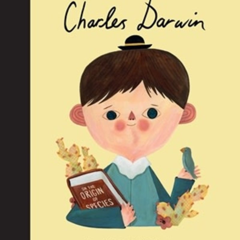 Quarto Little People, Big Dreams   Charles Darwin