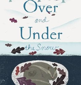 Chronicle Books Over and Under the Snow | Paperback