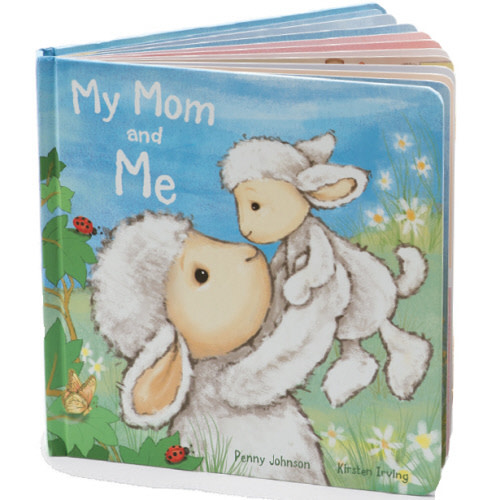 JellyCat Jellycat | My Mommy and Me Book
