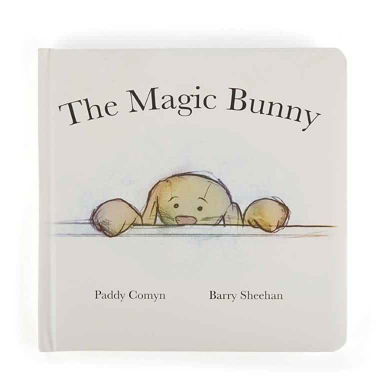 JellyCat Jellycat | The Magic Bunny Book