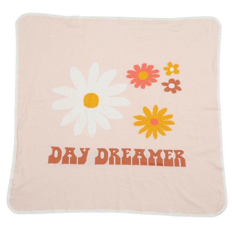 Angel Dear Angel Dear | Vintage Knit Blanket Daydreamer