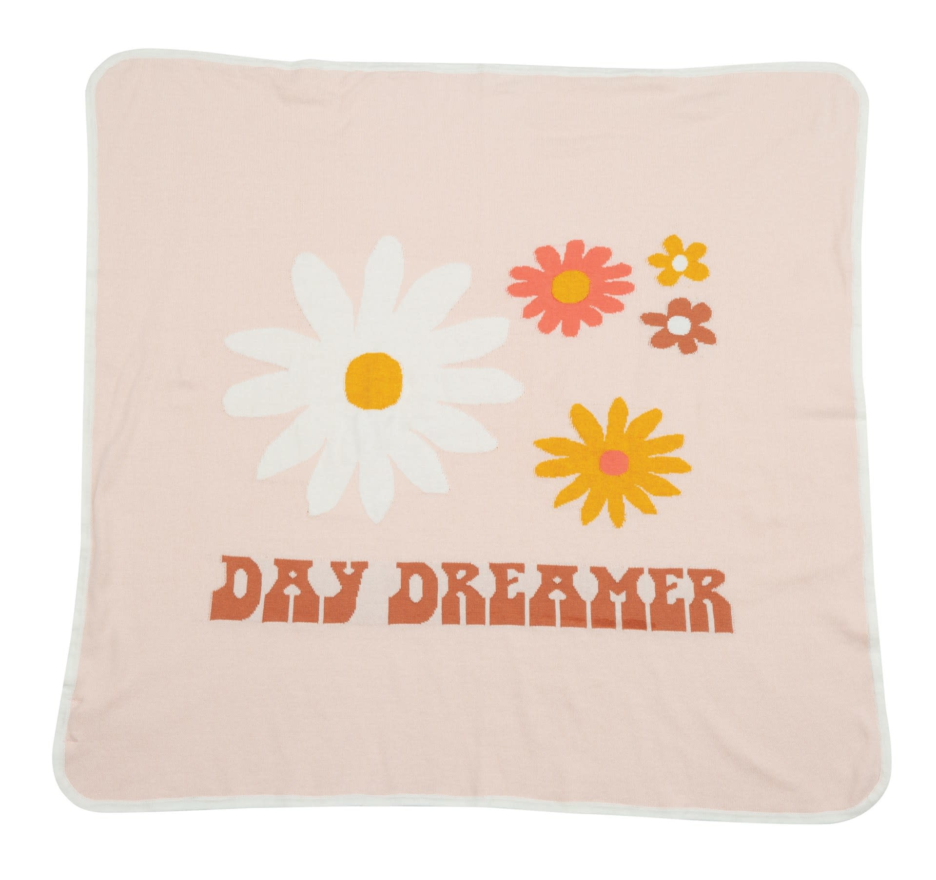 Angel Dear Angel Dear | Vintage Knit Blanket Daydreamer