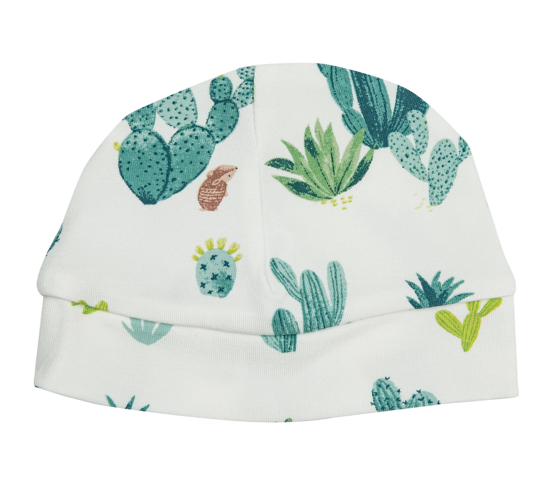 Angel Dear Angel Dear | Cactus Beanie 0-3 Mos