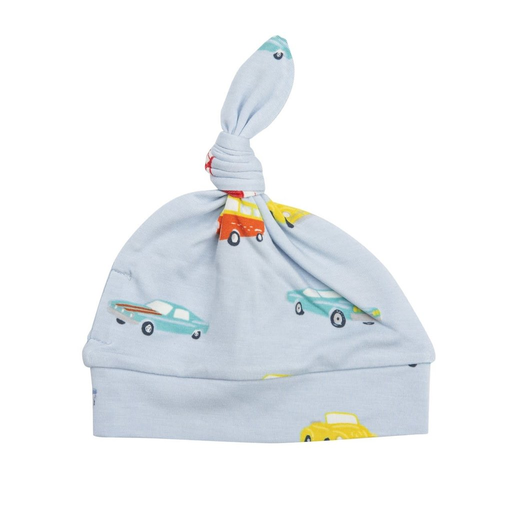 Angel Dear Angel Dear | Sweet Ride Knotted Hat 0-3 Mos