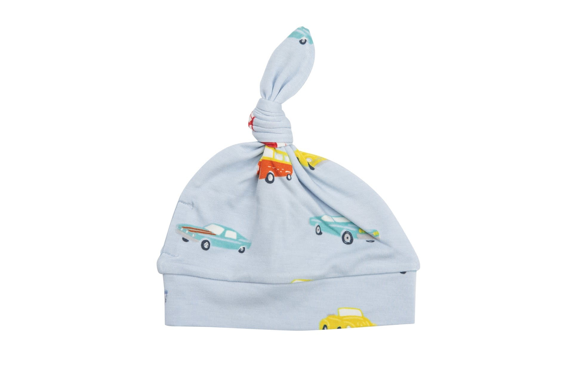 Angel Dear Angel Dear | Sweet Ride Knotted Hat 0-3 Mos