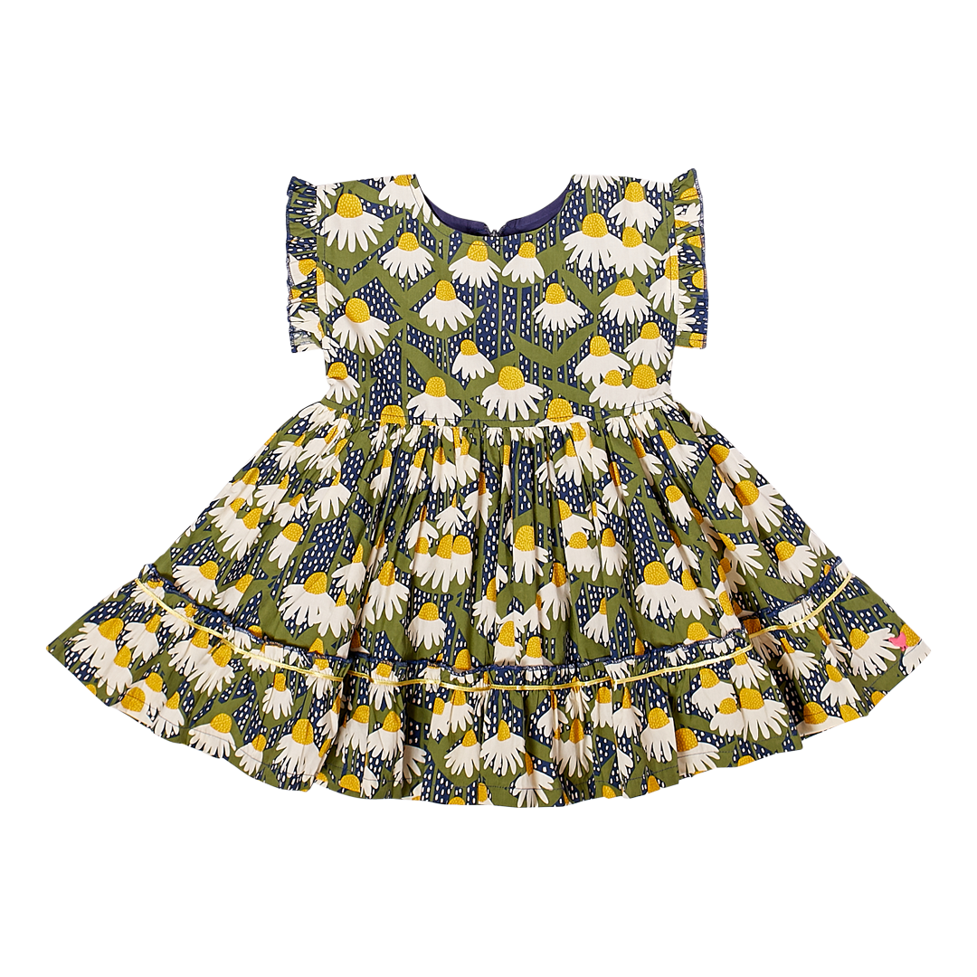 PINK CHICKEN Pink Chicken | Niley Dress Daisies