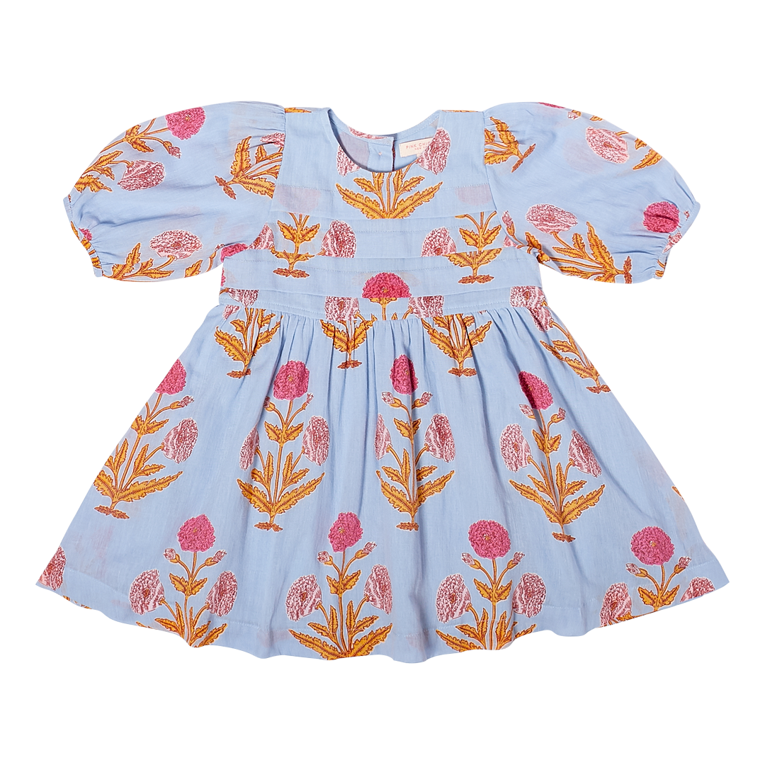 PINK CHICKEN Pink Chicken | Evelyn Dress Oversized Dandelion