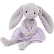 JellyCat Jellycat | Arabesque Bunny Lilac