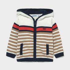 Mayoral Mayoral | Woven Knit Jacket