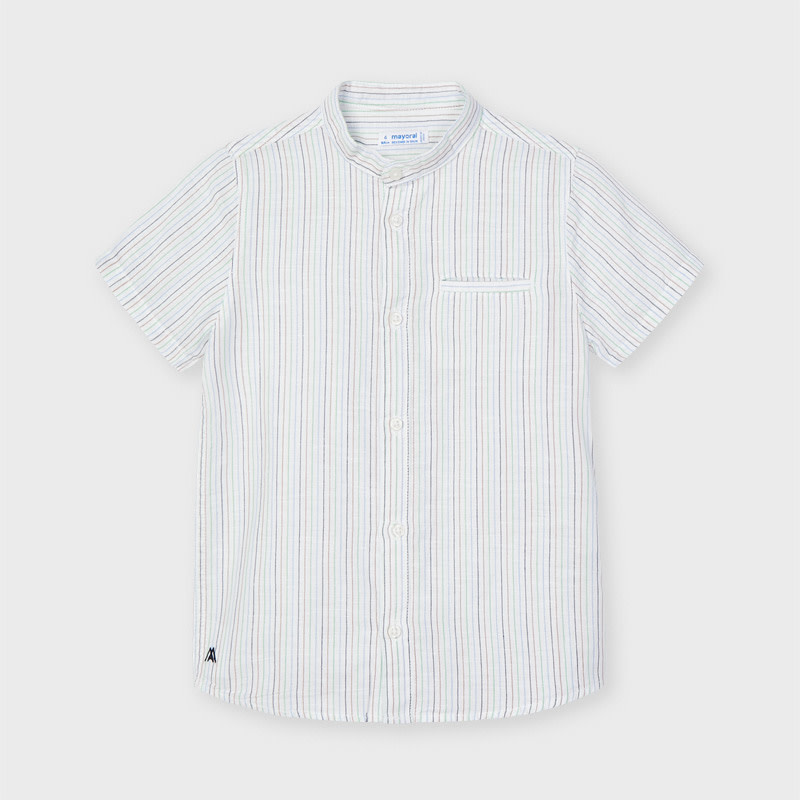 Mayoral Mayoral | Striped Shirt