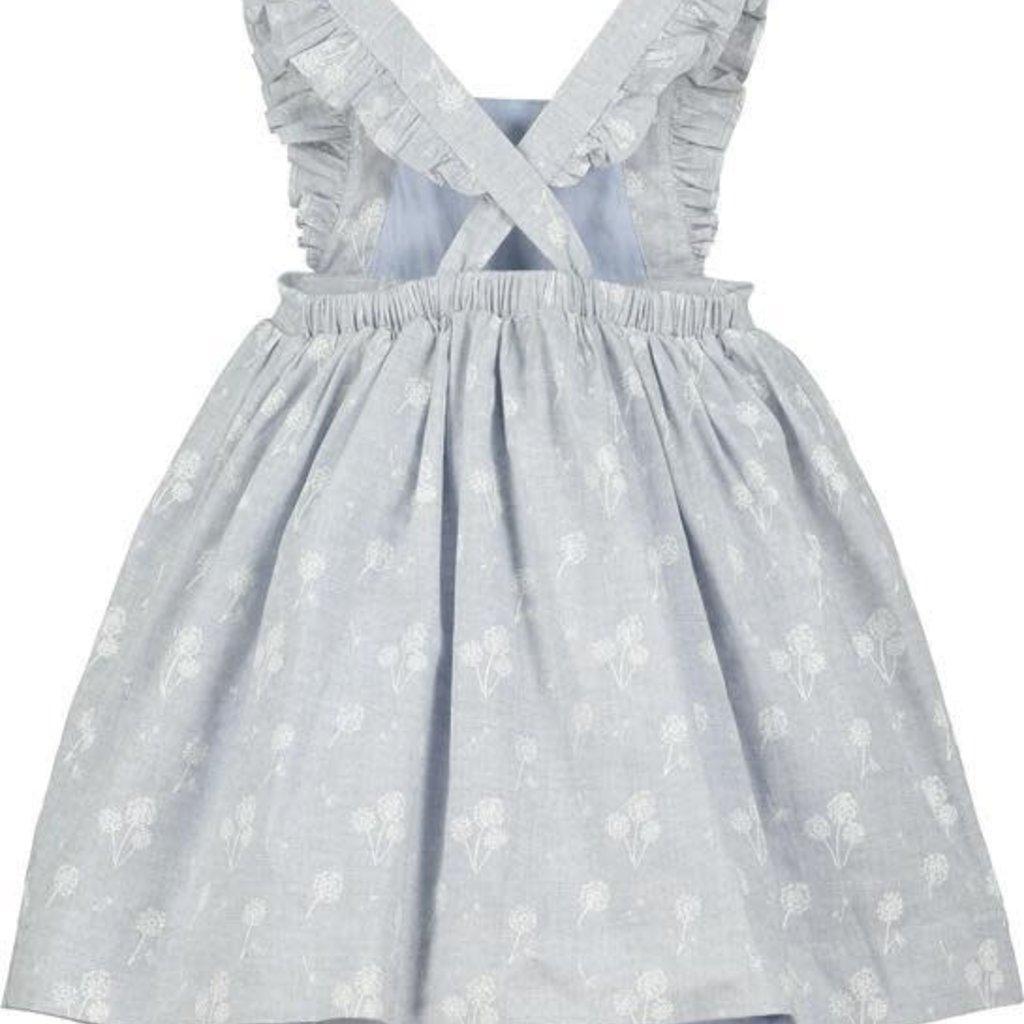 Vignette Vignette | Maeve Dress Blue Dandelion