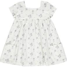 Vignette Vignette | Riley Dress Cream Dandelion