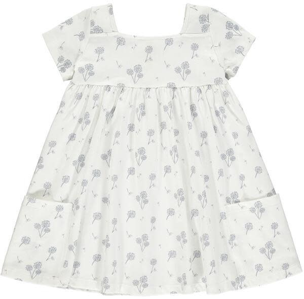 Vignette Vignette | Riley Dress Cream Dandelion