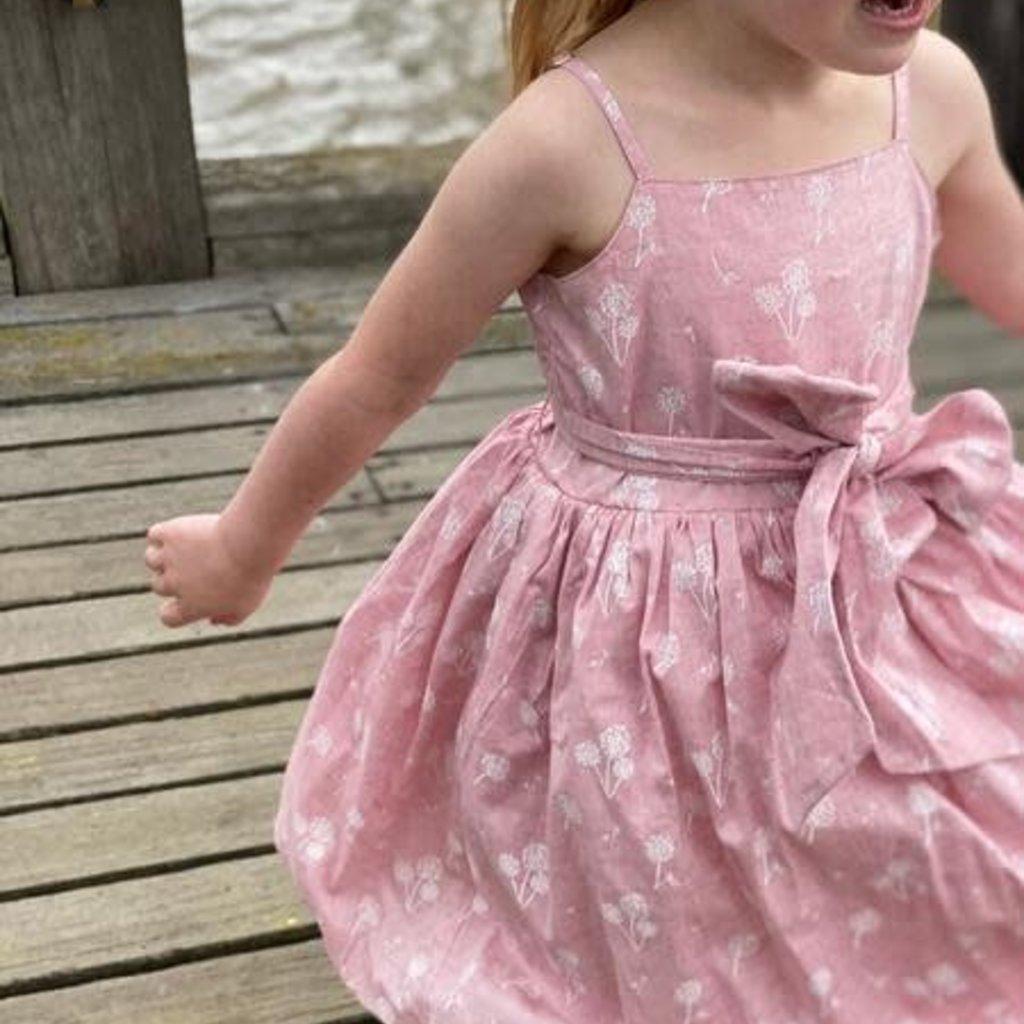 Vignette Vignette | Jennie Dress Pink Dandelion