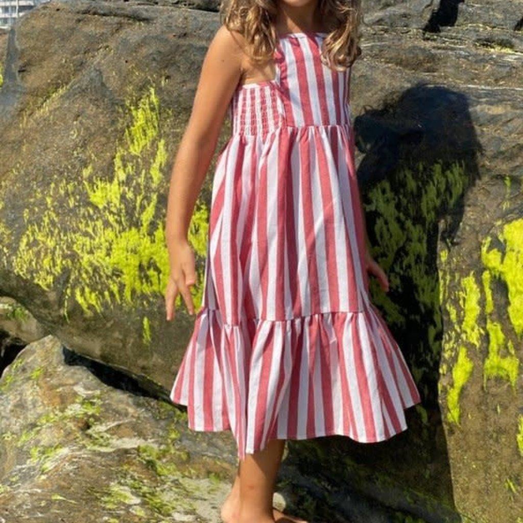 Vignette Vignette | Bronwen Dress Red