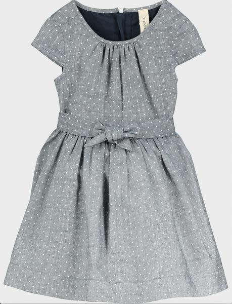 Vignette Vignette | Harper Dress Chambray