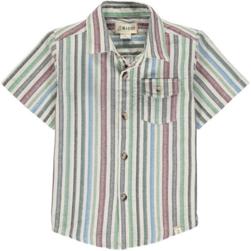 Me & Henry Me & Henry | Newport Short Sleeved Shirt