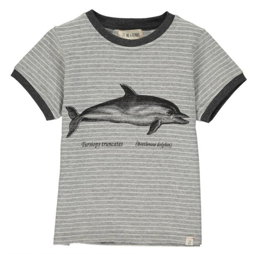Me & Henry Me & Henry | Dolphin Tee