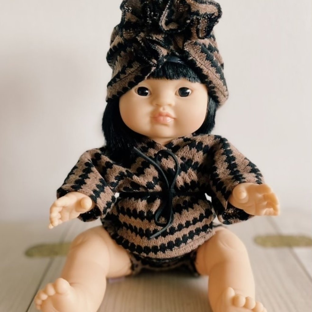Minikane Minikane |  Jade Baby Doll