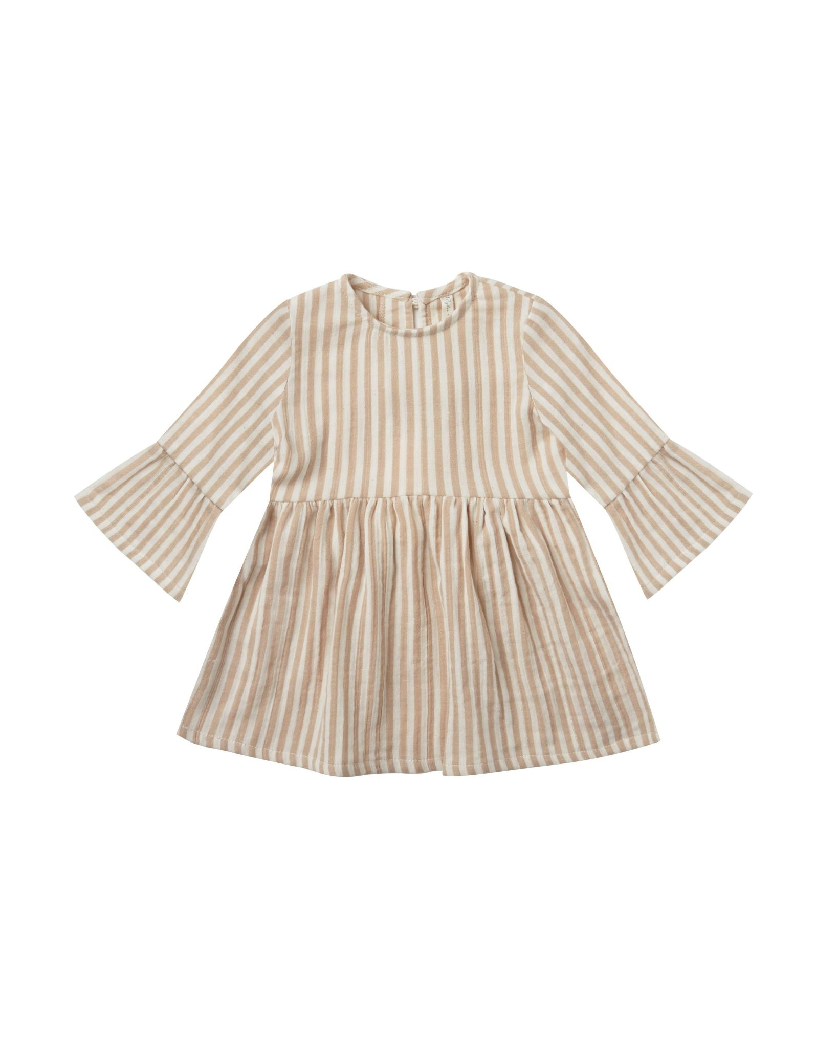 Rylee + Cru Rylee + Cru | Bel Dress Almond Stripe