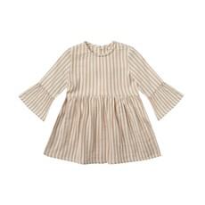 Rylee + Cru Rylee + Cru | Bel Dress Almond Stripe