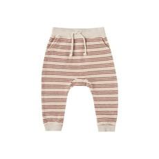 Rylee + Cru Rylee + Cru   Terry Sweatpant Striped
