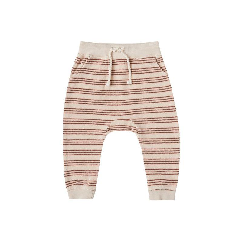 Rylee + Cru Rylee + Cru | Terry Sweatpant Striped