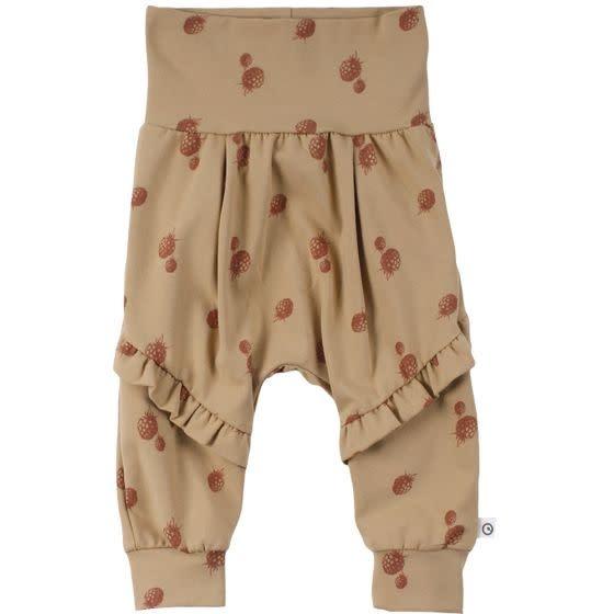 Musli Musli | Berry Ruffle Detail Pant