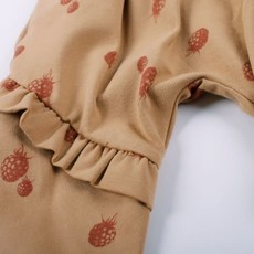 Musli Musli   Berry Ruffle Detail Pant