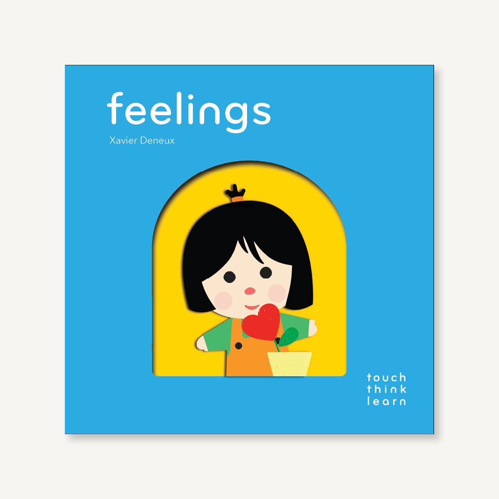 Touch, Think, Learn Feelings | Book