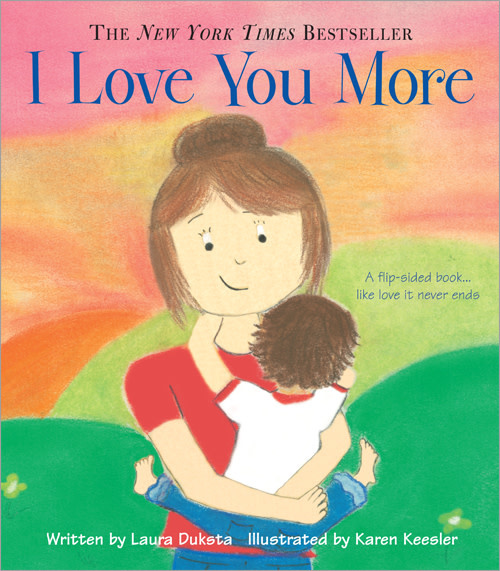 I Love You More | Board Book