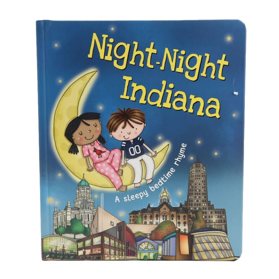 Night - Night Indiana | Book