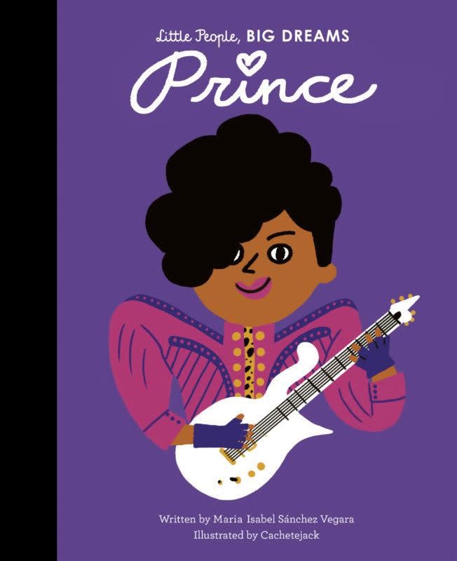 Quarto Little People, Big Dreams   Prince