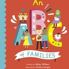 An ABC of Families | Board Book