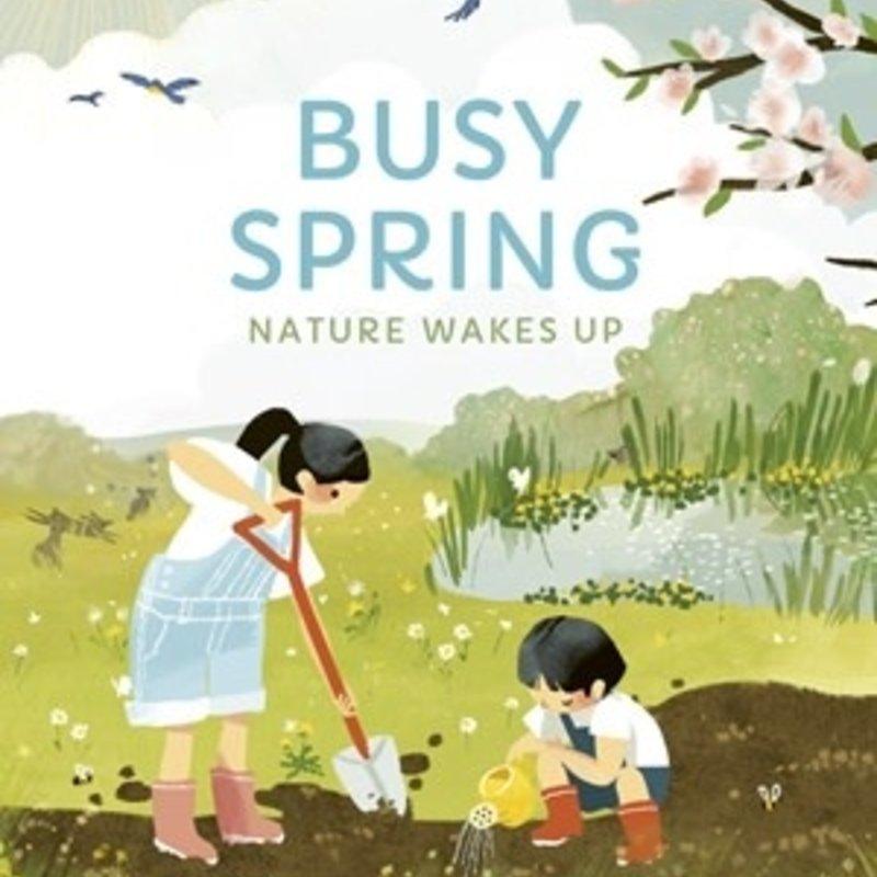 Quarto Busy Spring   Book