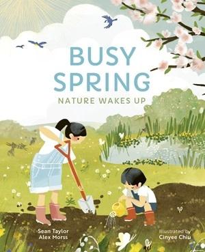 Quarto Busy Spring | Book